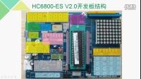HC6800-ES V2.0开发板介绍及使用