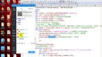 HTML5响应式布局:黑客帝国流星雨-潭州教育