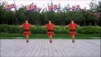 为主而活广场舞《一生一世追随你》原创视频---基督教舞蹈_高清版