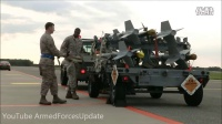 【A-10】最强大的! 美国空军A-10机场飞行运行 CPNTV