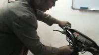 电动车维修详细视频教程--为什么打开大灯电机不工作