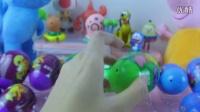 玩具总动员 小猪佩奇拆奇趣蛋玩具