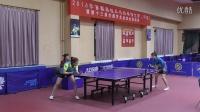 精彩片段_女子单打8进4_郭心怡(首体)vs刘聪(北体)_2016年首都高校乒乓球单项比赛(甲组)