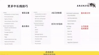 美股实战学院公开教育培训系列 5 《长线投资技巧》