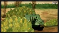 【苏俄橡皮泥动画】胜利者的历史:T-34坦克(1)