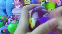 拆奇趣蛋玩具视频迪士尼公主