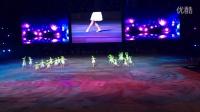 武汉汉秀剧场,这座国际标准的表演空间里,一枝独秀的足尖艺术《春之舞》