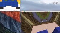 【小桃子】我的世界minecraft--hypixel服务器速建01 不用鼠标好苦啊。。。