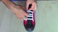 5种系鞋带的方法