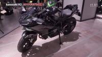 【2017年 Kawasaki H2 新车欣赏】
