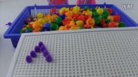 幼儿童3D立体百变拼图