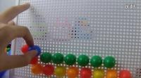 玩具幼儿童3D立体百变拼图