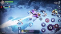 英雄介绍--战神宫--雪鹤《曙光先锋》网易首款科幻题材团战RPG手游