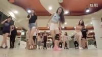 【小鳄鬼步舞教学基础舞步视频】美女老师教跳最火鬼步舞《Seve》 [SplitIt]