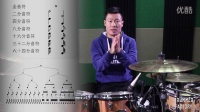 《一周识鼓谱速成》第一课 音符 架子鼓教学 鼓手工厂出品