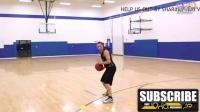 篮球技术教学第43课 Dwyane Wade韦德运球突破穿越夹击动作