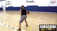 篮球技术教程第44课 Michael Jordan乔丹假动作后转身晃肩投篮动作