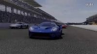 第二期 极限竞速6 封面车 2017Ford  GT