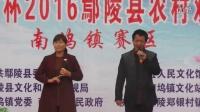 """鄢陵县南坞镇""""戏迷擂台赛""""杨树湾村汪卫、刘桂芳演唱的豫剧《打金枝》选段(13)"""