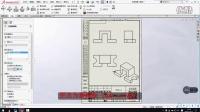 Solidworks更改工程图模板及修改图幅