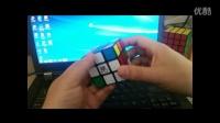 魔方零公式直观还原法3第二步底面三个角块