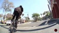 BMX大神 Caleb Quanbeck 2013在美国街头 加利福尼亚 练习 超帅视频 看上瘾