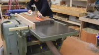 """Jointer Thickness Planer Combo 25"""" Shop Tour"""
