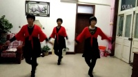 赵县西江村、春天广场舞、三月三、上传人、秦春华。