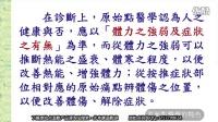 2016年1月 原始点医学讲座 (广州) ─28.经络总论(续)/原始点疗法最完整的张钊汉手法教学视频原始点案例按摩