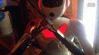 机器人转魔方 人工智能
