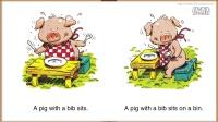03 Pig Sits