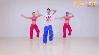 糖豆活力操《蝴蝶》非常基础的广场健身舞