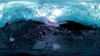 【VR族网】Mendenhall冰之洞穴360视频