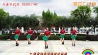 新风尚广场舞《爱情排行榜》大众流行广场舞