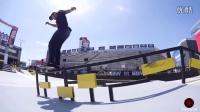 国外滑板比赛sls 街头联盟 洛杉矶 露天训练场耍酷练习视频