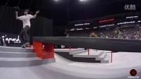 欧美滑板skate 比赛 街头联盟2013堪萨斯市# afterparty 超水准的滑板技巧 亮瞎眼睛