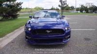 2016福特野马GT VS. 2016雪佛兰科迈罗SS-对比-驾驶评论