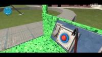 (GMOD)小人史蒂夫游玩巨型摩天轮