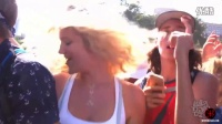 百大dj Marshmello超嗨劲爆现场 美国芝加哥电音节LOLLAPALOOZA 2016 (剪辑片段 1-2)