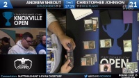 SCGKNOX - Round 13b - Andrew Shrout vs Christopher Johnson (Standard)