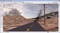 E22  关键帧   高原公路(片段)