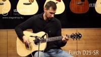 Furch D25-SR 吉他试听