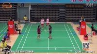 2016 第20届大学生羽毛球锦标赛 8月6日 天津体院vs西安体院 女双