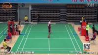 2016 第20届大学生羽毛球锦标赛 8月6日 天津体院vs西安体院 女单2