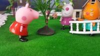 汪汪队立大功:小猪乔治有危险 狗狗巡逻队 小猪佩奇 粉红猪小妹 旺旺队 玩具 动画