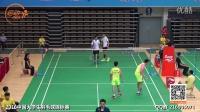 2016 第20届大学生羽毛球锦标赛 8月7日 男团VS中国石油大学 男双