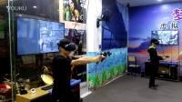 HTC Vive VR大型对战游戏《原罪》,三人乱战!