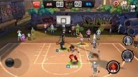 街头篮球(手游)小白比赛视频 第1集