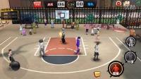 街头篮球(手游)小白比赛视频 第3集