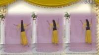 滨河紫玉广场舞 新疆舞 新疆美  紫玉编舞 背面演示 胡东清演唱